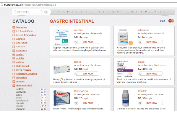 Trust Pharmacy Homepage